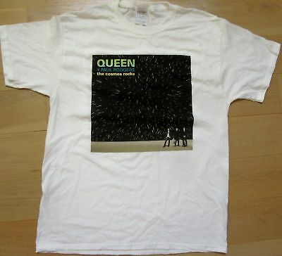 Queen - THE COSMOS ROCKS [2008] - Promo T-Shirt - Large - New
