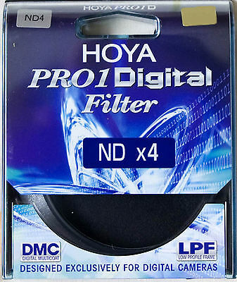 Hoya 67mm ND4 Neutral Density Thin Pro1 Digital Multi Coated Special Offer New