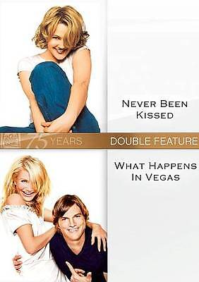 NEVER BEEN KISSED / WHAT HAPPENS IN VEGAS 2-Disc DVD