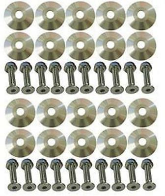 Body Washers with bolts IMCA Sport Mod  Roof UMP 20 pk