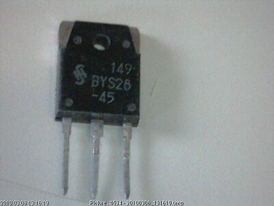 Diode BYS28-45 Schottky Rectifier 45V 2x15A Doppeldiode