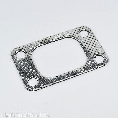 T3 T35 GT35 T38 TURBO TO MANIFOLD GASKET (4 Bolt)