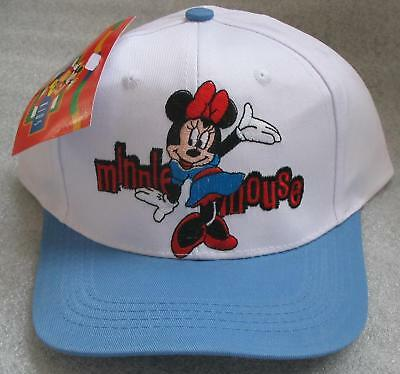 Kinder - Baseball Cap Minni Maus. Minnie Mouse Kids
