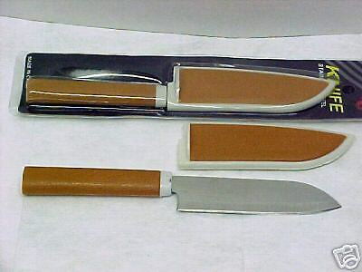 Lot of - 24 - Stainless Steel Knife / Sheath