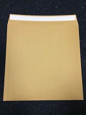 """25 7""""  Strong Brown Record Mailers / Envelopes Free P+P"""