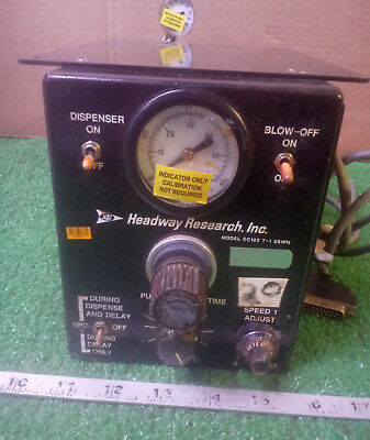 1 Used Headway 1-Ec102 T-1 Os1Pn Photo-Resist Spinner ***Make Offer***