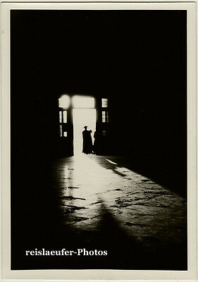 Licht & Schatten, Venedig, Original-Photo um 1950