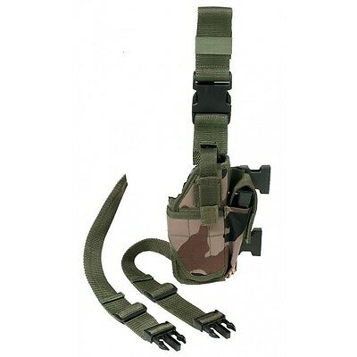 Holster Mod One Camouflage Droitier Armee Airsoft