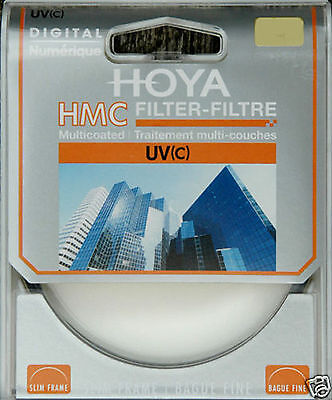 Genuine Hoya 40.5mm HMC UV Multi Coated Camera Lans Filter Slim Protector New