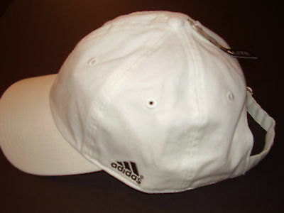 Adidas Team Washed Cap White