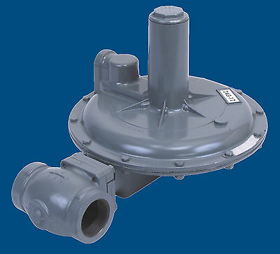 "Natural Gas Regulator, Sensus 243-12-2, 2""npt"