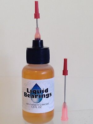 Liquid Bearings, BEST 100%-synthetic lubricant for Consew sewing machines