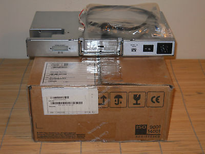 NEU Cisco PWR-2821-51-AC-IP PoE Power Supply f. 2821 2851 Router NEW OPEN BOX