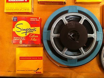 11 X3 Inch 50Ft 8Mm Super 8 Film To Dvd Ship Back4Free