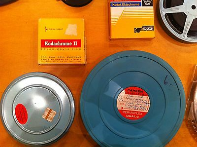 1 X 5 Inch 200Ft 8Mm Super 8 Film To Dvd Ship Back4Free