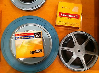 4 X 5 Inch 200Ft 8Mm Super 8 Film To Dvd Ship Back4Free