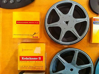 2 X 6 Inch 300Ft 8Mm Super 8 Film To Dvd Ship Back4Free