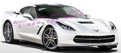 Arctic White GM 9753 acrylic enamel single stage restoration auto body paint kit