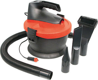 Brand New 12 Volt Wet & Dry Car Vac, Vacuum Cleaner. Boat Car