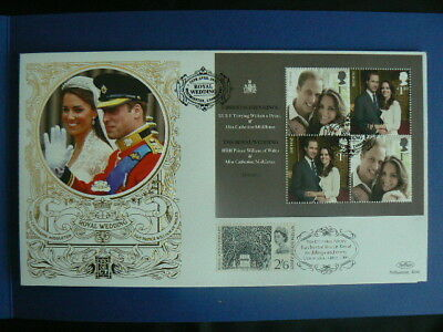 Royal Wedding Gold 500 Ltd Edition With W/minster Stamp