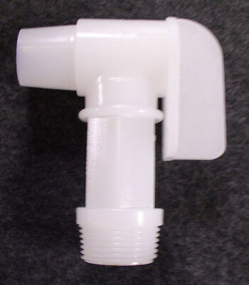 "Faucet For Plastic Pails With 3/4"" Treaded Hole New"