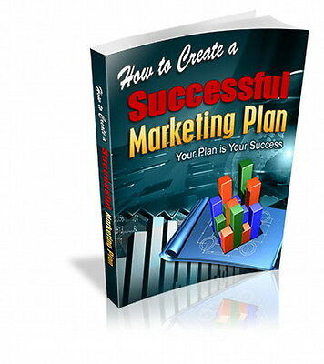 How To Create A Successful Marketing Plan - Make Your Own Brand Just Weeks (CD)