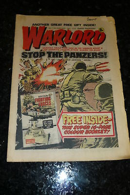 WARLORD Comic - Issue 178 - Date 18/02/1978 - UK Paper Comic
