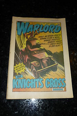 WARLORD Comic - Issue 316 - Date 11/10/1980 - UK Paper Comic