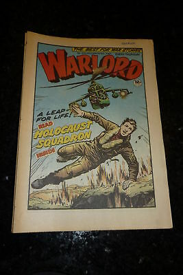 WARLORD Comic - Issue 376 - Date 05/12/1981 - UK Paper Comic