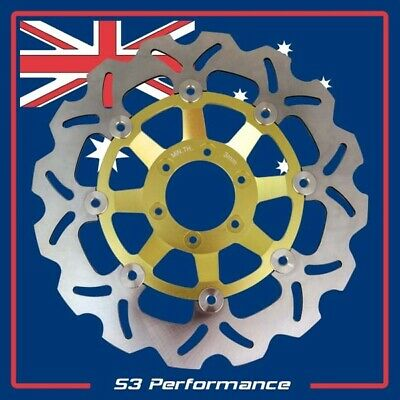 Gold Front Floating Disc Brake Rotor CBR250RR NSR250