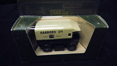 Matchbox MOY Harrods Y29 Walker Electric Van MIB