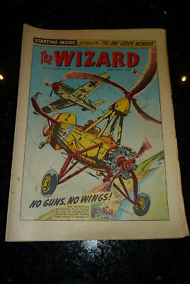 THE WIZARD Comic (1963) - No 1955 - Date 03/08/1963 - UK Paper Comic