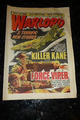 WARLORD Comic - Issue 148 - Date 23/07/1977 - UK Paper Comic