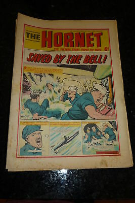 The HORNET Comic - Issue 378 - Date 05/12/1970 - UK Paper Comic