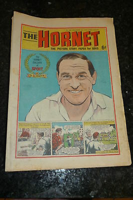 The HORNET Comic - Issue 380 - Date 19/12/1970 - UK Paper Comic