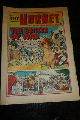 The HORNET Comic - Issue 389 - Date 20/02/1971 - UK Paper Comic