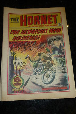 The HORNET Comic - Issue 391 - Date 06/03/1971 - UK Paper Comic