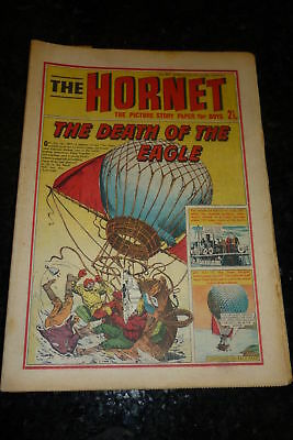 The HORNET Comic - Issue 394 - Date 27/03/1971 - UK Paper Comic