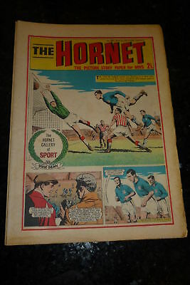 The HORNET Comic - Issue 399 - Date 01/05/1971 - UK Paper Comic