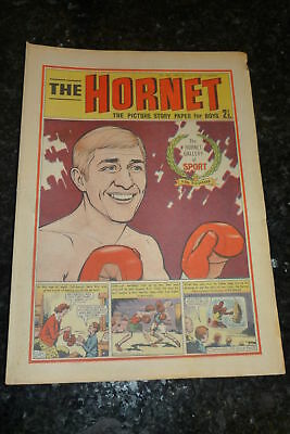 The HORNET Comic - Issue 400 - Date 08/05/1971 - UK Paper Comic