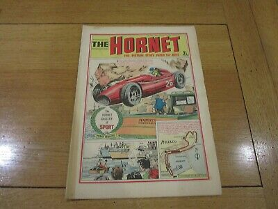 The HORNET Comic - Issue 402 - Date 22/05/1971 - UK Paper Comic