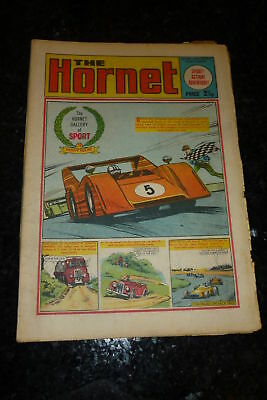 The HORNET Comic - Issue 410 - Date 17/07/1971 - UK Paper Comic