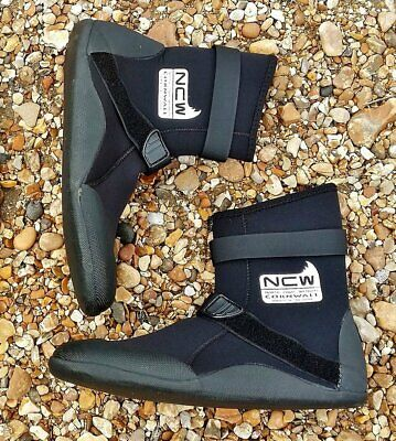 surfing wetsuit boots 4mm - thermal lining, really warm