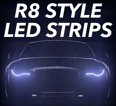 R8 Style LED Side Lights VW Beetle Bora Caddy Caravelle