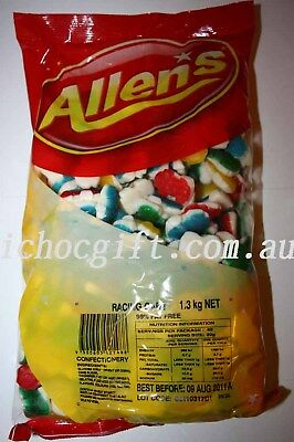 Allens Racing Cars 1.3kg Bulk Bag