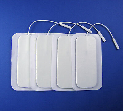 TENS electrodes - large pads for maternity childbirth labour or back pain