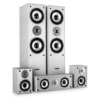 Ensemble Home Cinema Haut Parleurs 5.1 Ltc Pack Enceintes Son Surround 1150W