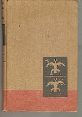The Navajos by Ruth Underhill 1st HB ILLUS 1956  INDIAN
