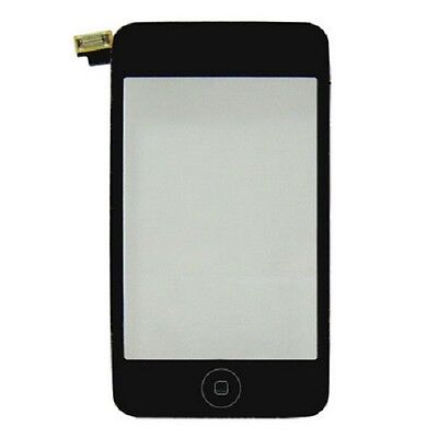 Touch Screen Display Glass vetro frame tasto home per iPod Touch 2a gen no LCD