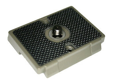 Quick Release Plate - Manfrotto QR 200PL-14 Compatible
